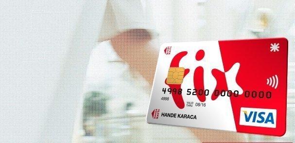 Finansbank: Fix Card Kredi Kartı [İnceleme]