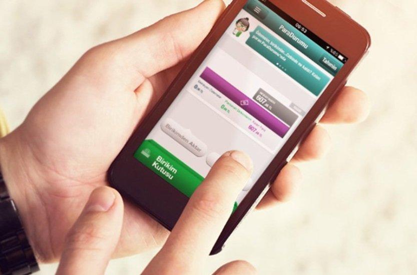 Garanti Bankası'nın iGaranti uygulaması paranızı akıllıca yönetmenizi sağlıyor
