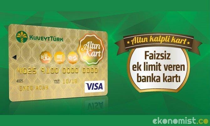 Kuveyt Türk Altın Kart [İnceleme]