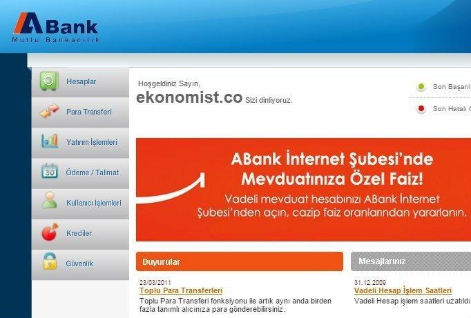 """Mutluparam İsim Değiştirdi """"ABank Dijital"""" Oldu"""