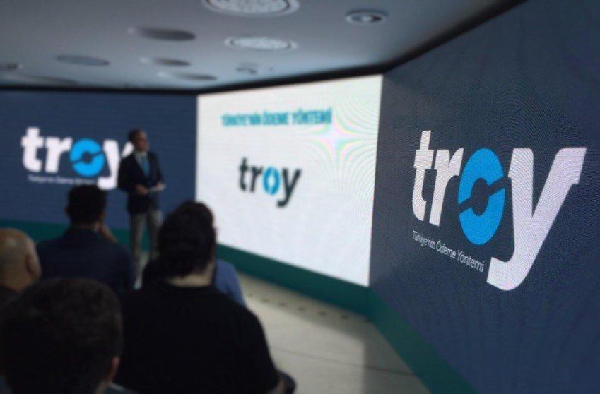 TROY'un hedefi kart kullanmayan yüzde 60