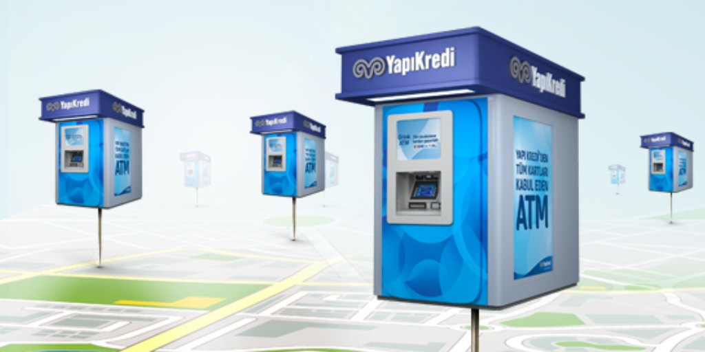 Yapı Kredi ATM Para Çekme Limiti Ne Kadar?